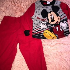 Mickey Mouse pjs - 3t